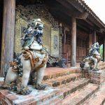 Nghê đại cổ phong thủy đặt tại Long Việt